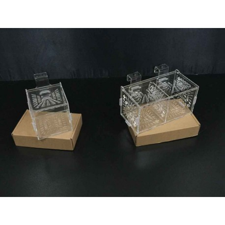 Acclimation Box Small Single Compartment